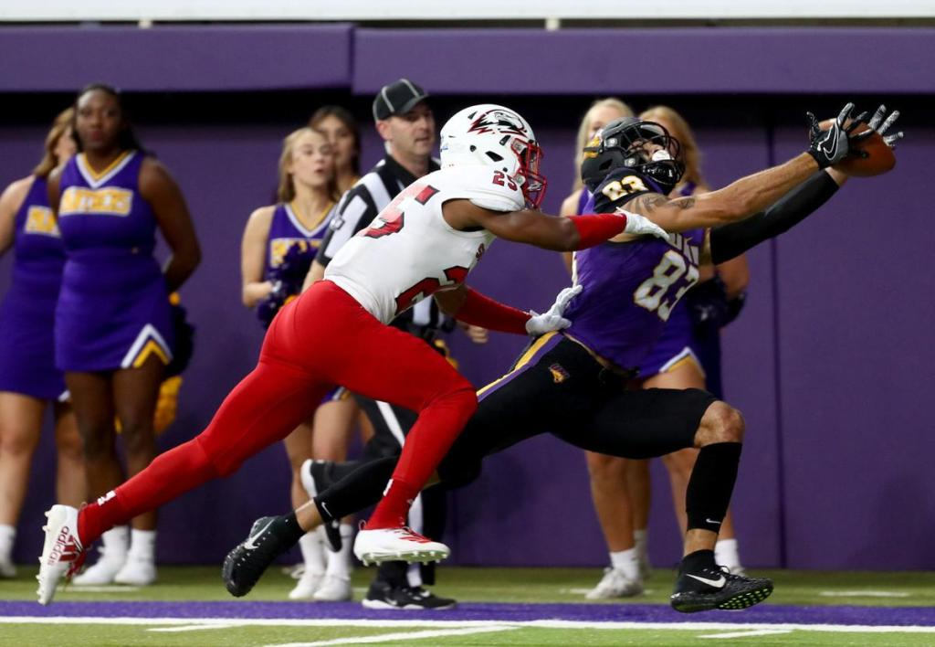 SUU Football's defense continues to struggle this season, but has still made a drastic improvement from how they looked last season.