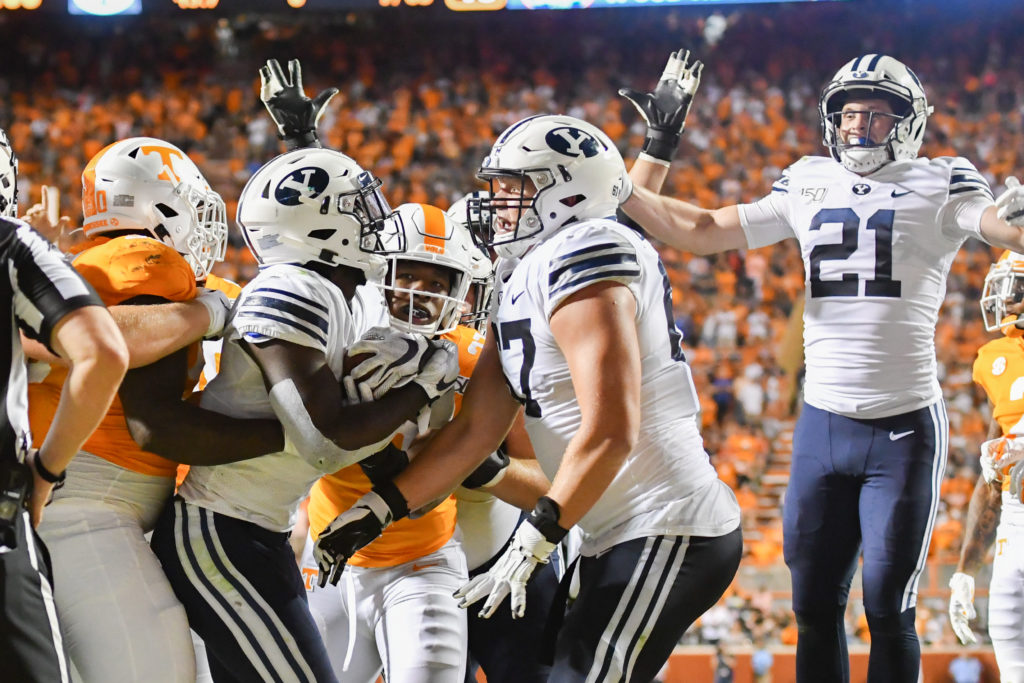 BYU proved they can fight with Power 5 teams, but does it really mean much when the Power 5 team they play doesn't have much power?