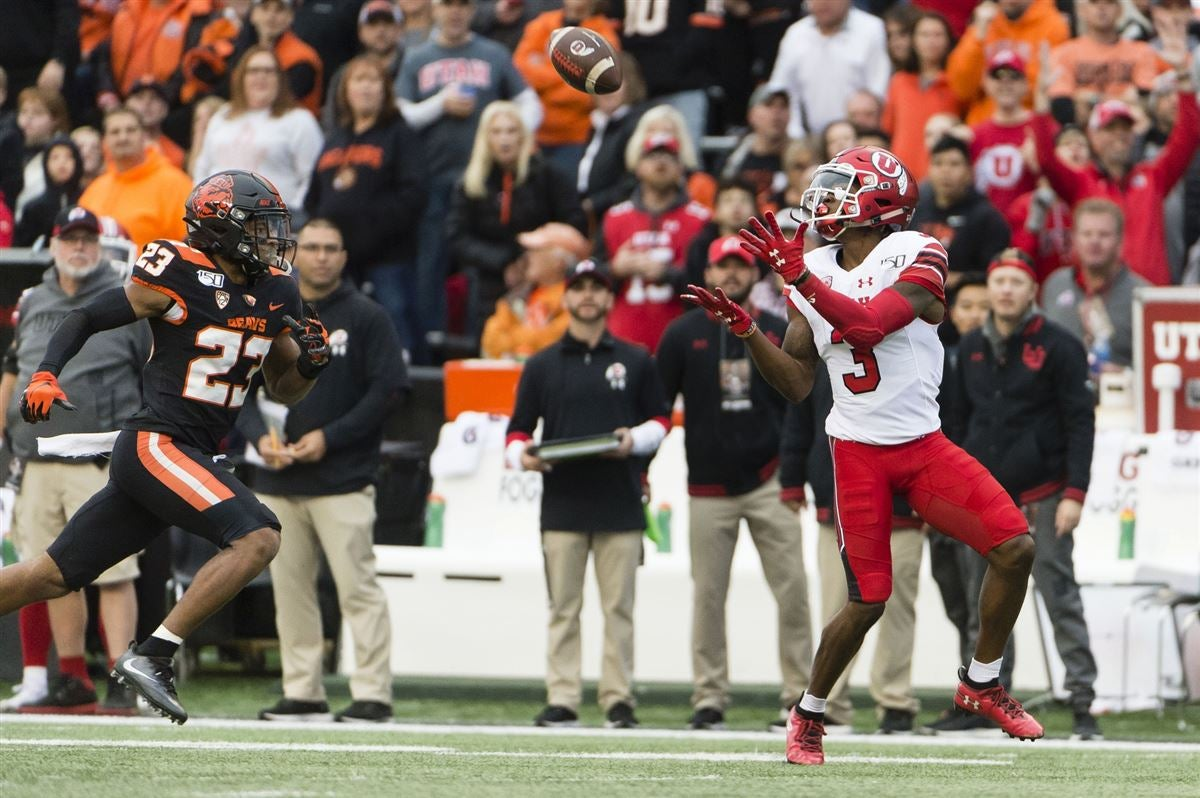 Utah Utes beat Oregon State 52-7